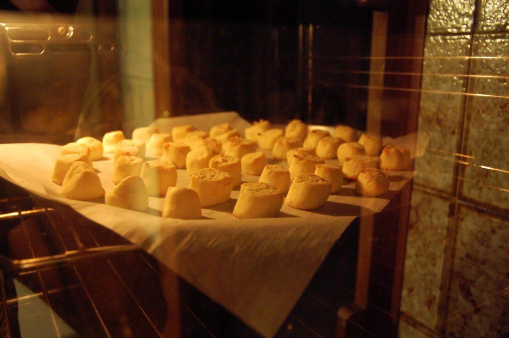 La ricetta dei biscottini per accompagnare il caff for Cosa vuol dire forno statico