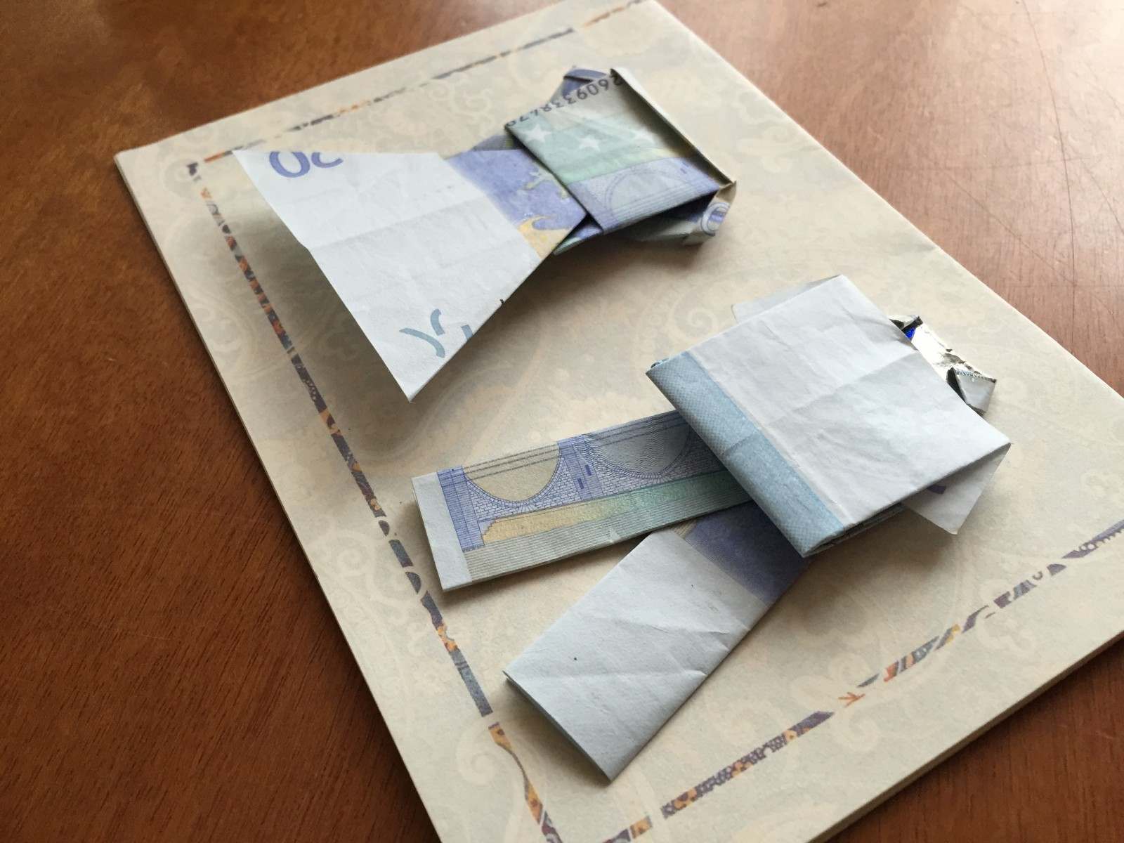 Famoso Idee eleganti per regalare soldi | Blog di CreAttivamenteLulù VE12