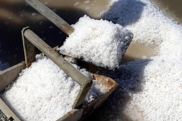 Come fare la dieta del sale