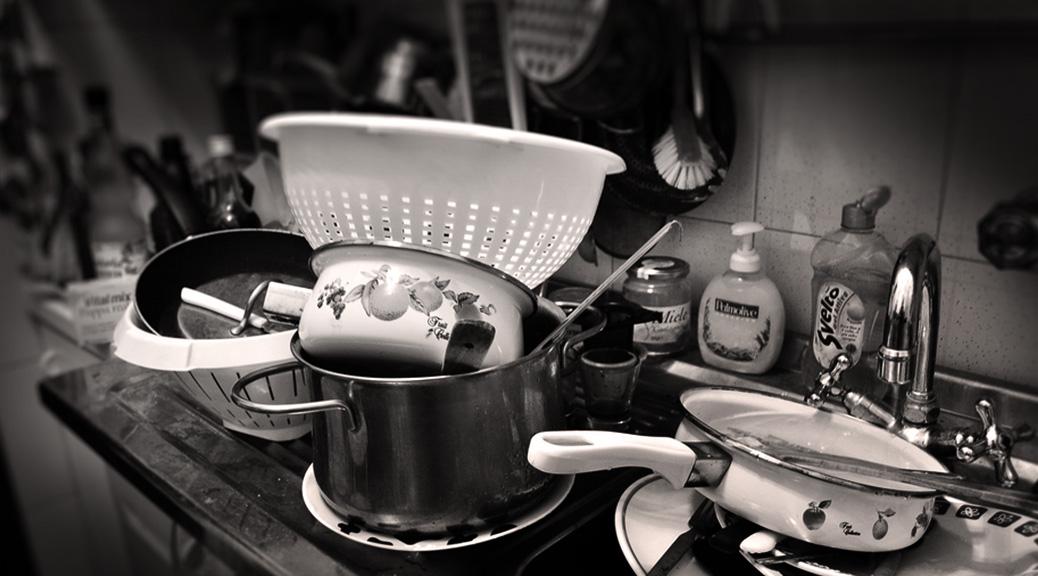 Come tenere a posto la cucina: Le pentole