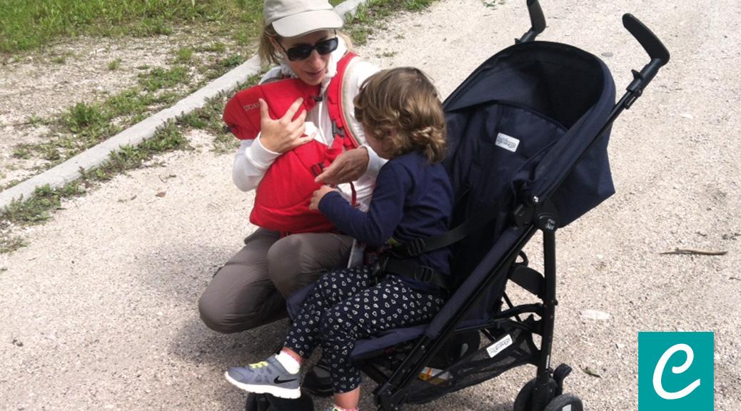 Come uscire con due bambini piccoli