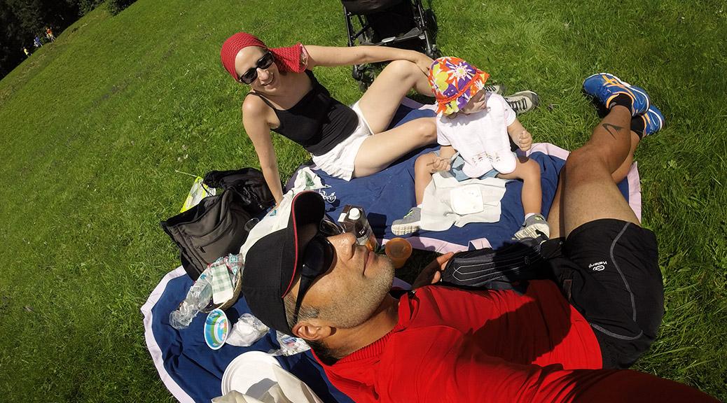 Come fare un picnic con i bambini