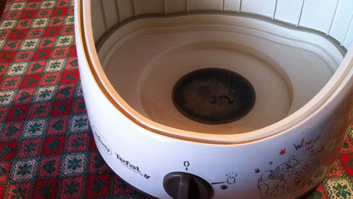Come lavare lo sterilizzatore