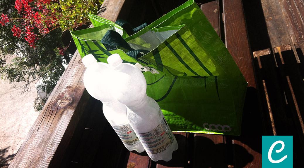 Come improvvisare una borsa termica
