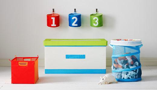 Come Tenere In Ordine Cameretta Bambini : Come tenere in ordine i giocattoli dei bambini piccoli