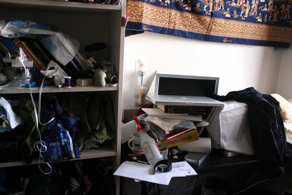 Come iniziare a fare decluttering: superare i blocchi