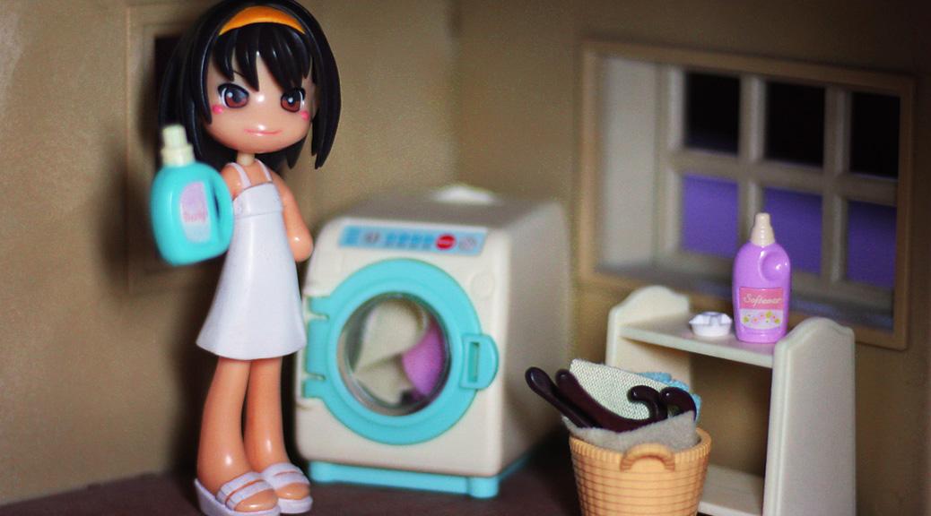 Come organizzare il bucato
