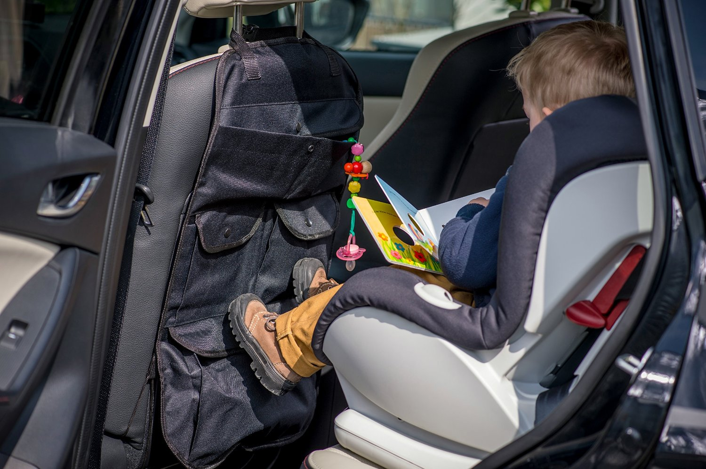 Come tenere l'auto pulita e in ordine