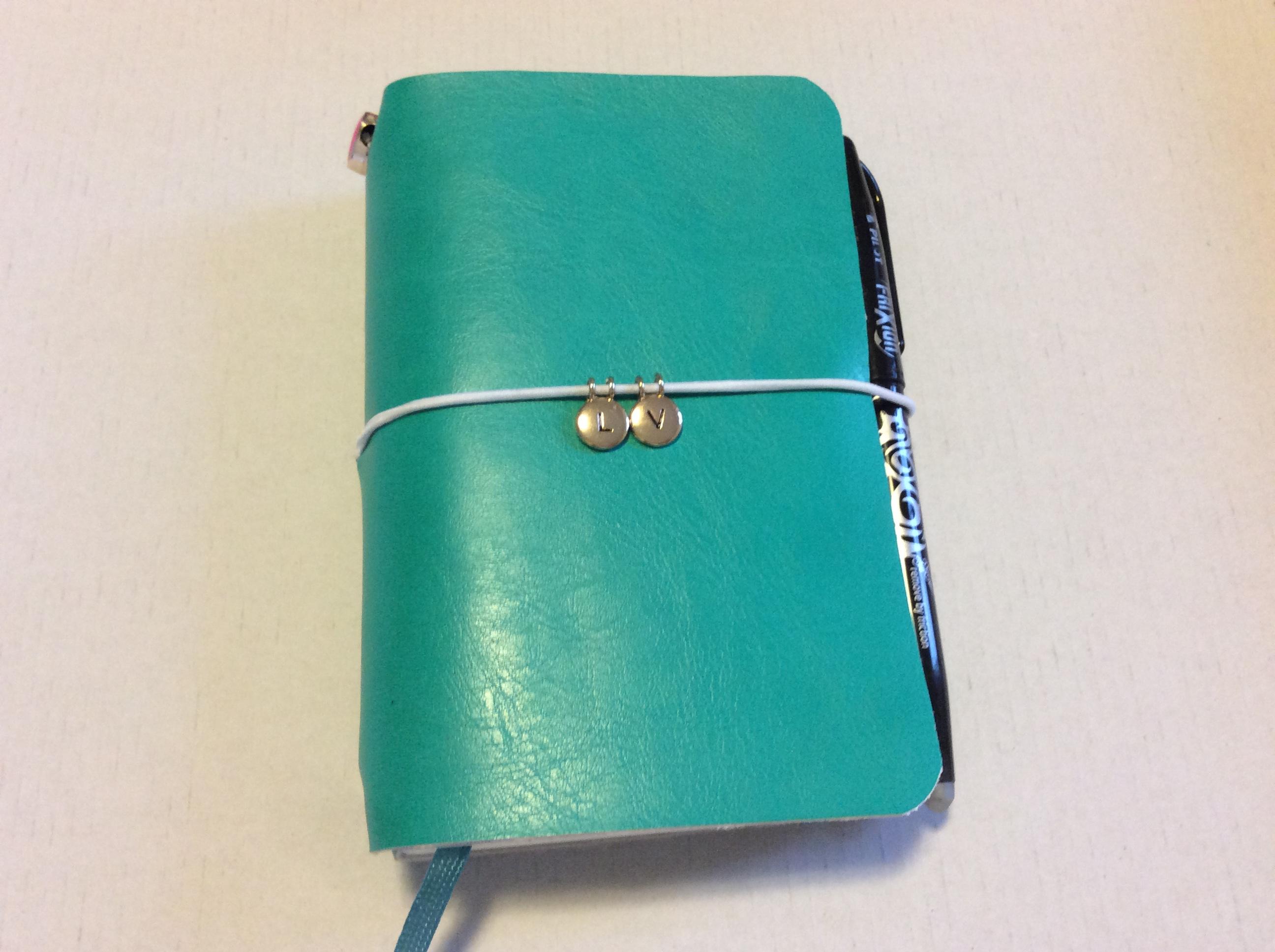 Come organizzare un bullet journal in formato pocket