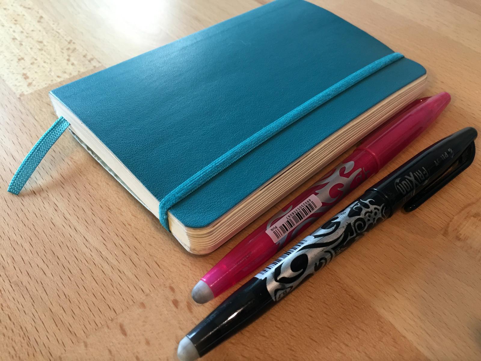 Come tenere un bullet journal: i miei primi sei mesi